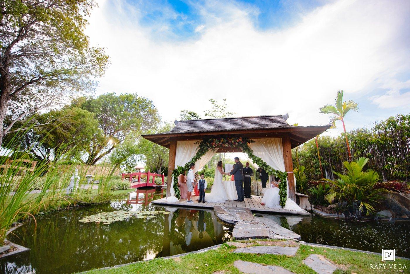 Jardin Japones Destination Wedding Ponce Puerto Rico J Amp D